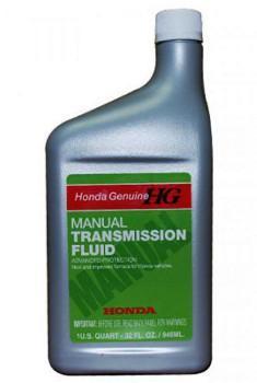 Сколько нужно литров масла для механической коробки передач Хонда Цивик 4d