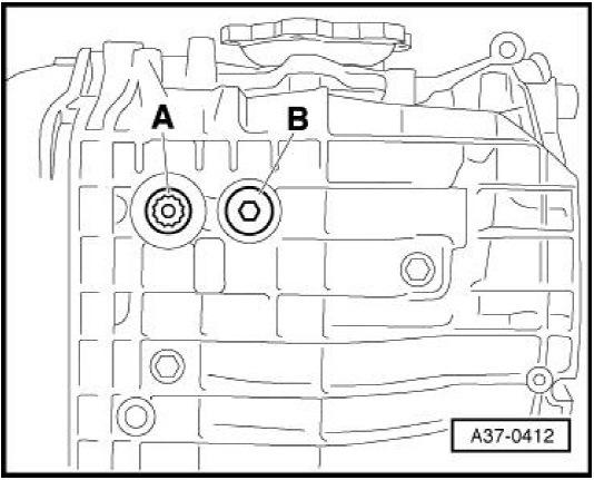 Замена масла в вариаторе audi a6 c6