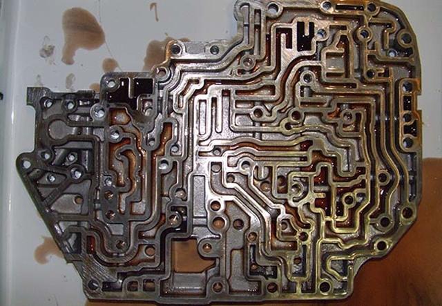 Какое масло заливать в АКПП (коробка автомат) Додж Караван