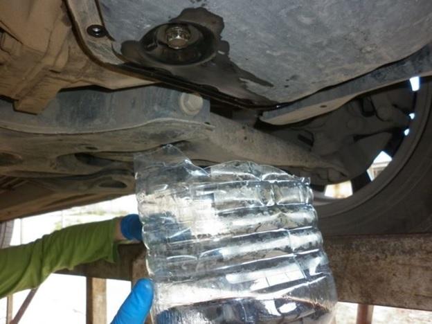 Сколько нужно литров масла для механической коробки передач Тойота Королла 120