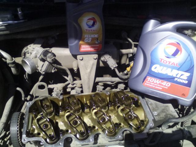 Сколько литров масла нужно заливать в двигатель Чери Амулет 1.6