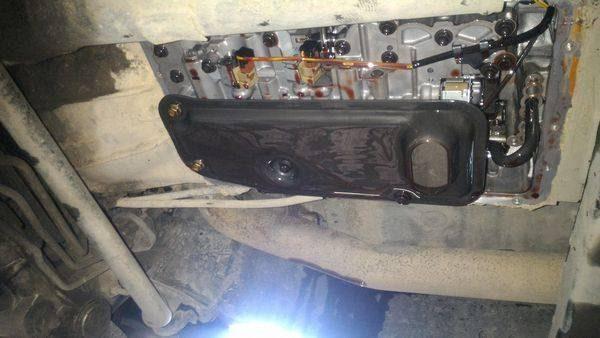 Сколько масла в АКПП (коробка автомат) Тойота Хайлюкс