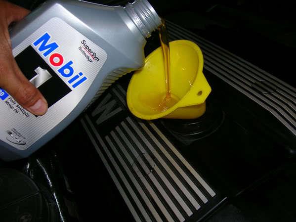 Сколько масла в двигателе БМВ Х3