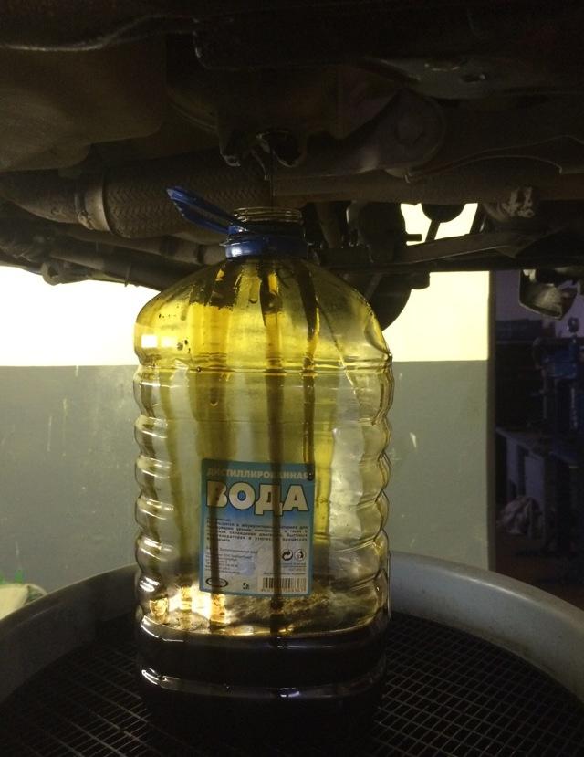Сколько масла в АКПП (коробка автомат) Шевроле Спарк