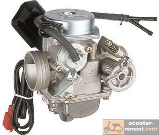 Сколько литров масла нужно заливать в двигатель Хонда Дио 27