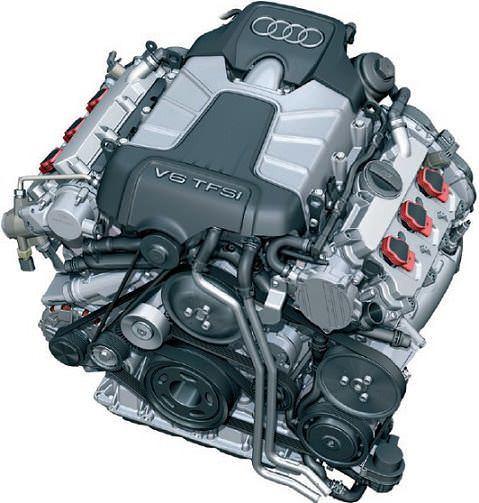 Сколько масла в двигателе Ауди А6 С6