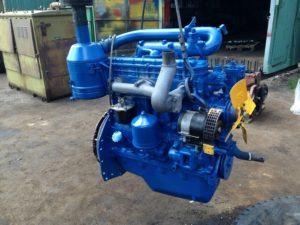 Сколько литров масла нужно заливать в двигатель Д 245