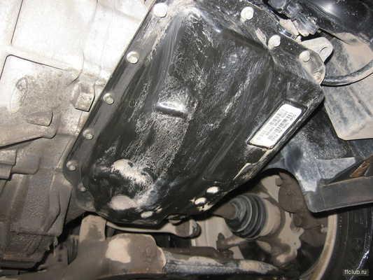Замена масла в АКПП Форд Фокус 2 поколения с двигателями 1.6, 2.0 - видео