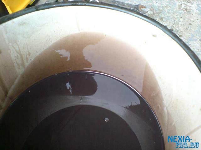 Замена масла в коробке передач (МКПП) Дэу Нексия своими руками на видео