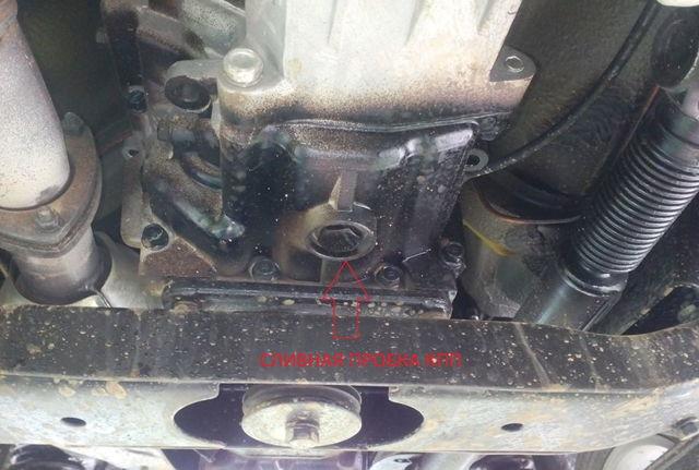 Сколько нужно литров масла для механической коробки передач УАЗ Патриот