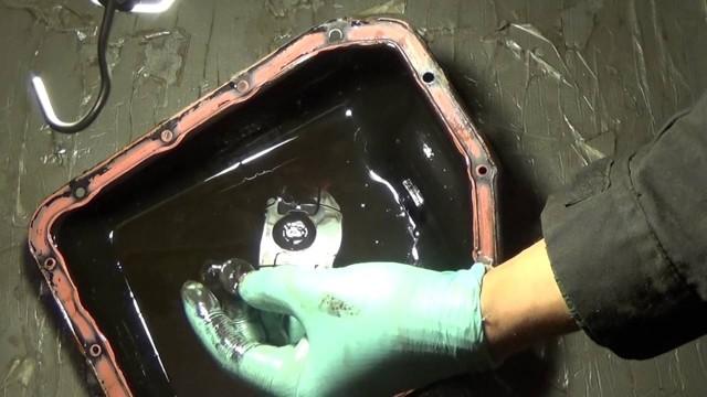 Замена масла в АКПП Хендай Гетц - видео для замены своими руками