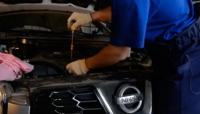 Какое масло необходимо заливать в двигатель Ниссан Альмера Классик