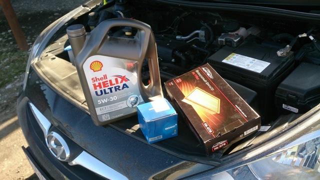 Какое масло лучше заливать в двигатель Хендай Солярис 1.4