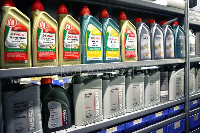 Сколько литров масла нужно заливать в двигатель Ниссан Максима 3.0, 3.5