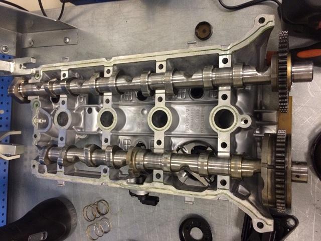 Сколько масла в двигателе cdab 1.8 tsi