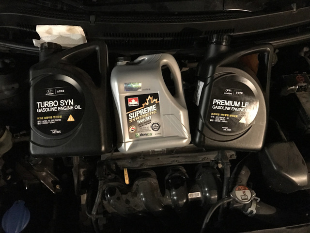 Какое масло заливать в двигатель Киа Рио 3