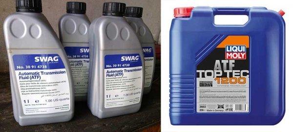 Сколько литров масла нужно заливать в АКПП Ауди q5