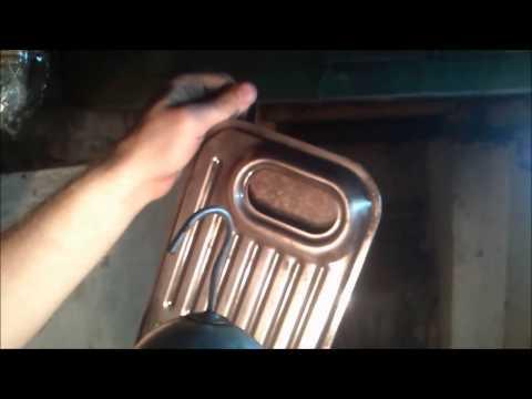 Сколько литров масла в АКПП (коробке автомат) Фольксваген Поло Седан