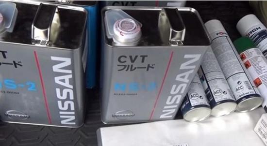 Полная замена масла в вариаторе Ниссан Х Трейл Т31 своими руками на видео