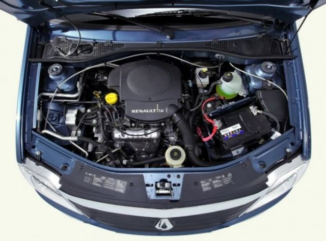 Какое масло лучше заливать в двигатель Рено Логан 1.4, 1.6