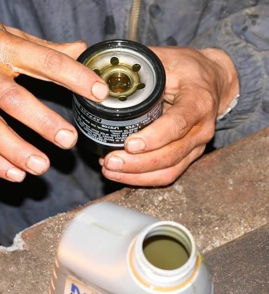 Сколько масла в МКПП (коробке передач) Ниссан Альмера
