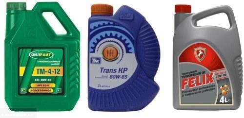 Сколько литров масла заливать в коробку передач ВАЗ-2112