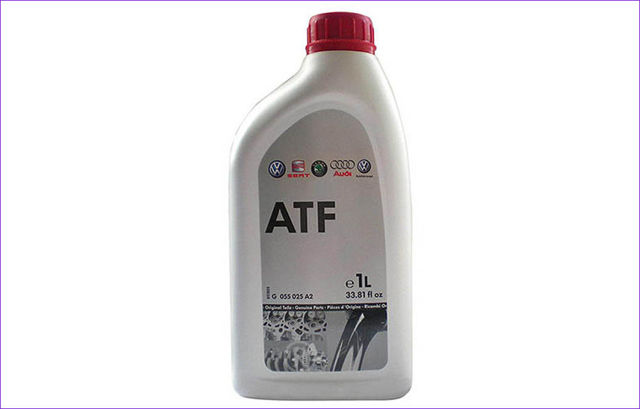 Замена масла в АКПП (автомат) Шкода Фабия своими руками