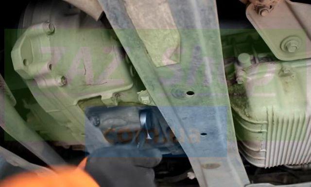 Сколько масла в АКПП (коробка автомат) Шевроле Эпика