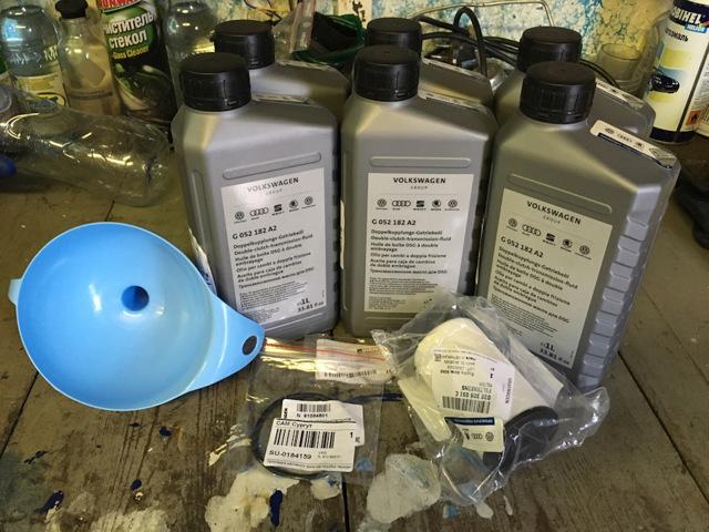 Какое масло заливать в коробку (МКПП) Шкода Кодиак
