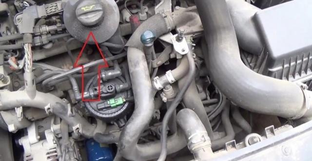 Сколько литров масла нужно заливать в двигатель Пежо 307 1.4, 1.6, 2.0