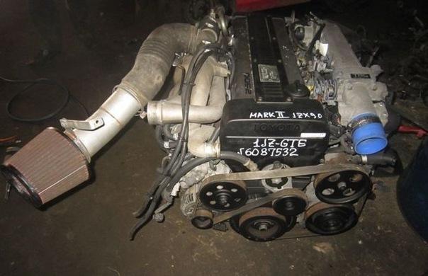 Сколько масла в двигателе toyota 1g fe