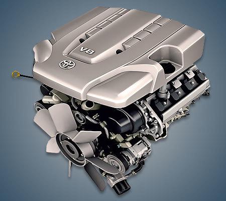 Сколько литров масла нужно заливать в двигатель Тойота Ленд Крузер 200 4.0, 4.5, 4.6, 4.7, 5.7