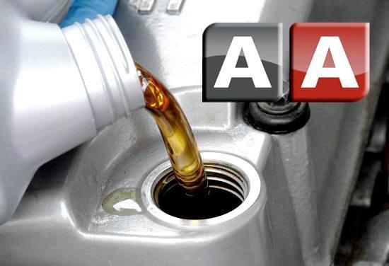 Замена масла в двигателе Ниссан Альмера Классик - видео