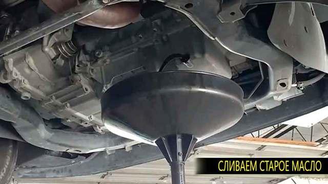 Какое масло заливать в двигатель Шевроле Каптива