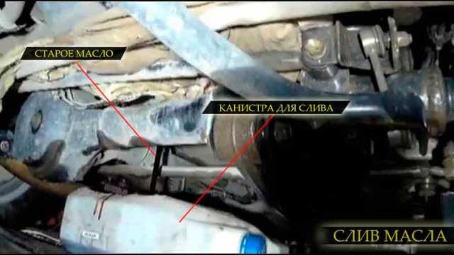 Какое масло заливать в механическую коробку передач Сузуки Джимни