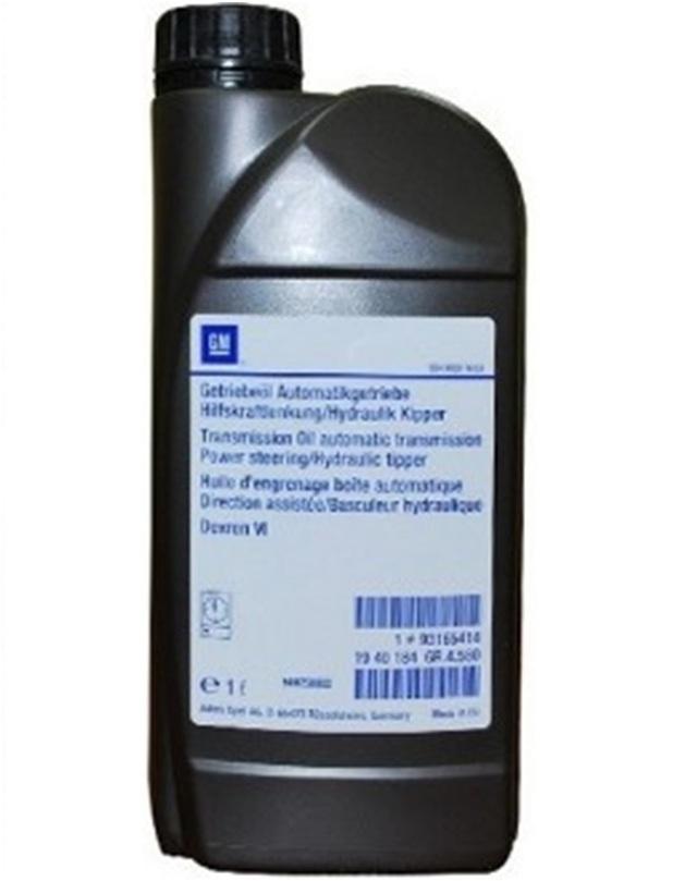 Сколько литров масла нужно заливать в АКПП Шевроле Круз 1.6, 1.8