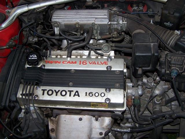 Сколько масла в двигателе toyota 4a ge