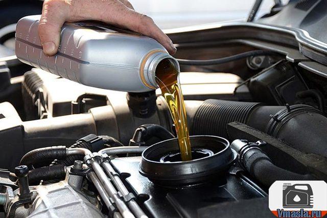Сколько литров масла нужно заливать в двигатель 1.8, 2.0 Мазды 6