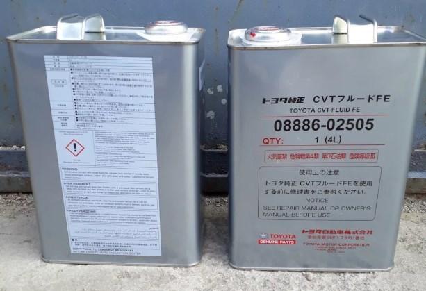 Какое масло заливать в АКПП (коробка автомат) Ниссан Жук