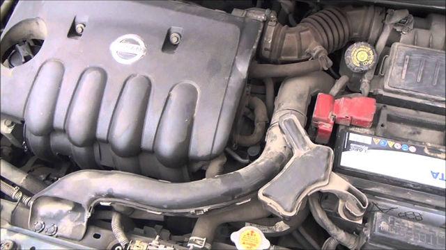 Сколько литров масла нужно заливать в двигатель 1.4, 1.6 Ниссан Ноут