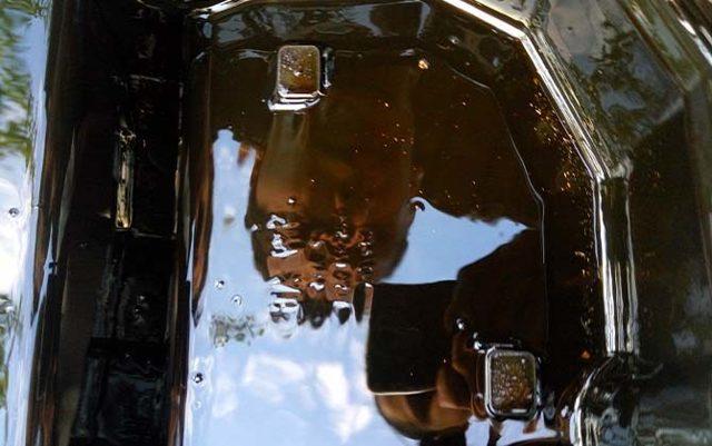 Сколько масла в МКПП (коробке передач) Шкода Октавия А7