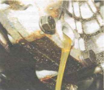 Сколько нужно литров масла для механической коробки передач Хендай Акцент