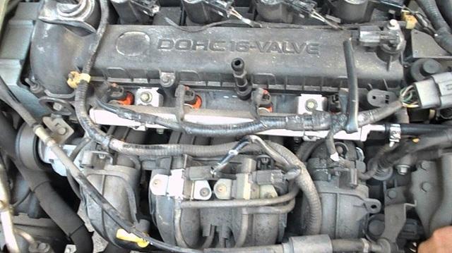 Сколько литров масла нужно заливать в двигатель Мазда СХ-7 2.2, 2.3