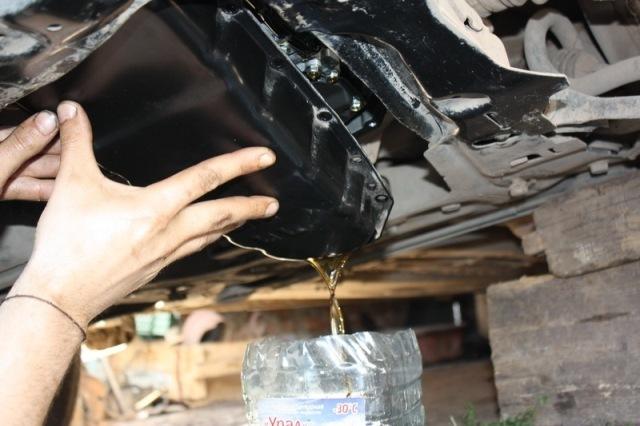 Какое масло в вариаторе Ниссан Х Трейл Т31