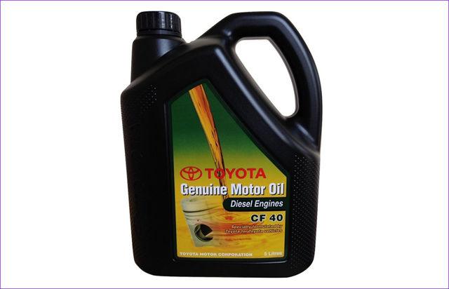 Сколько литров масла нужно заливать а двигатели 2.7, 3.0, 4.0 Тойота Ленд Крузер Прадо