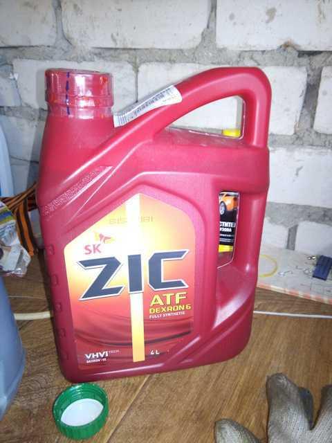 Сколько литров масла нужно заливать в АКПП Дэу Джентра