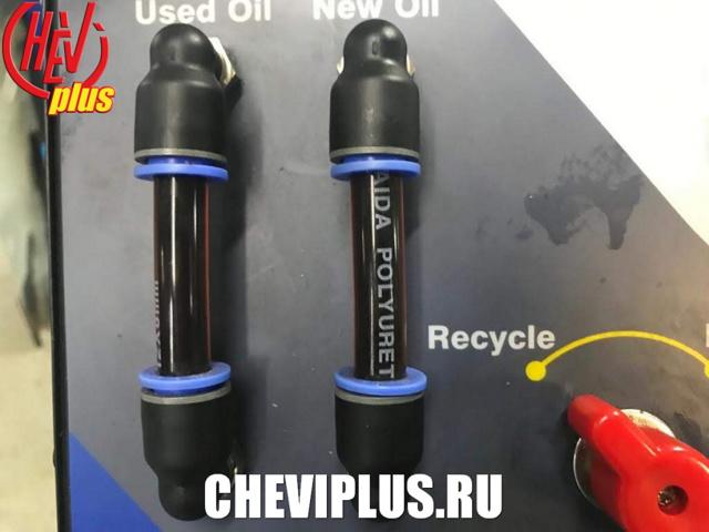 Сколько масла в АКПП (коробка автомат) Шевроле Каптива