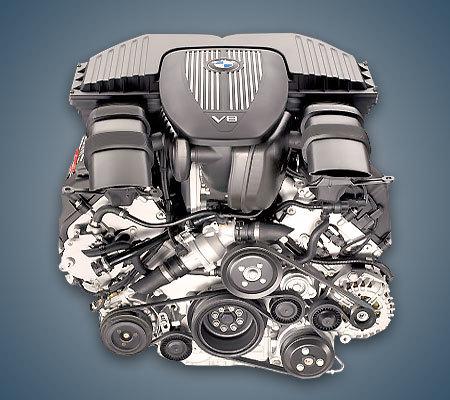 Сколько литров масла нужно заливать в двигатель БМВ Х5 Е53 3.0, 4.4, 4.6, 4.8