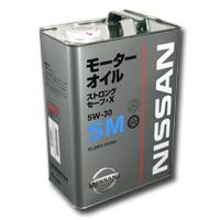 Какое масло лучше заливать в двигатель 1.4, 1.6 Ниссан Ноут