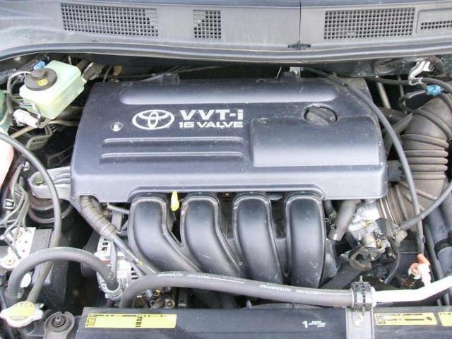 Сколько масла в двигателе Тойота Виш